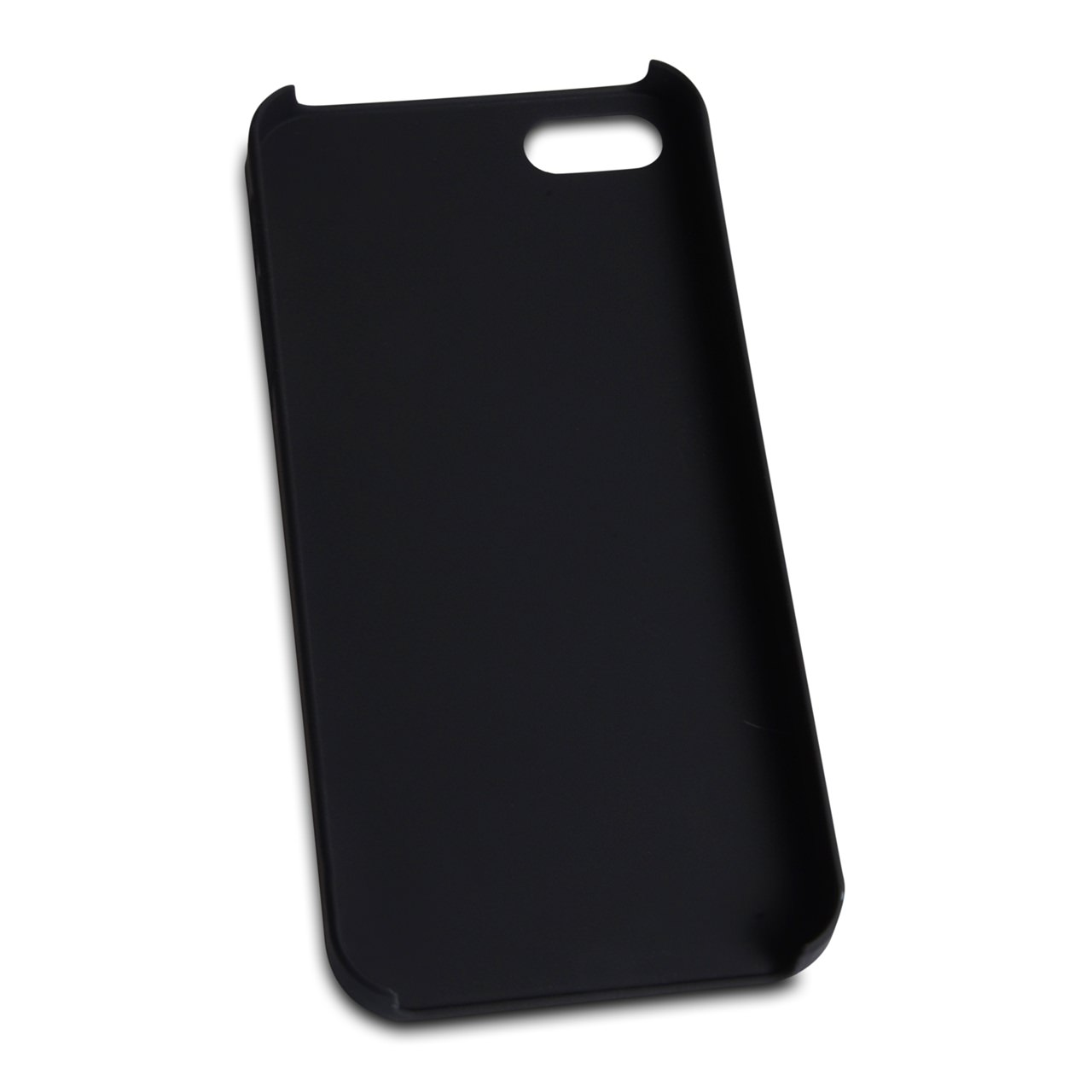 YouSave Accessories iPhone 5 / 5S Hard Hybrid Case - Black