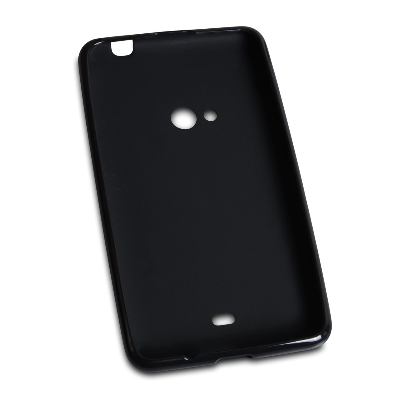 YouSave Accessories Nokia Lumia 625 Gel Case - Black