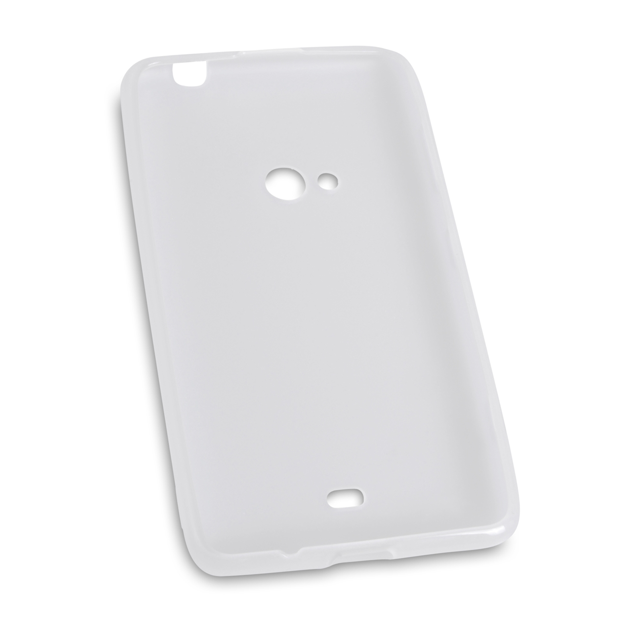 YouSave Accessories Nokia Lumia 625 Gel Case - Clear