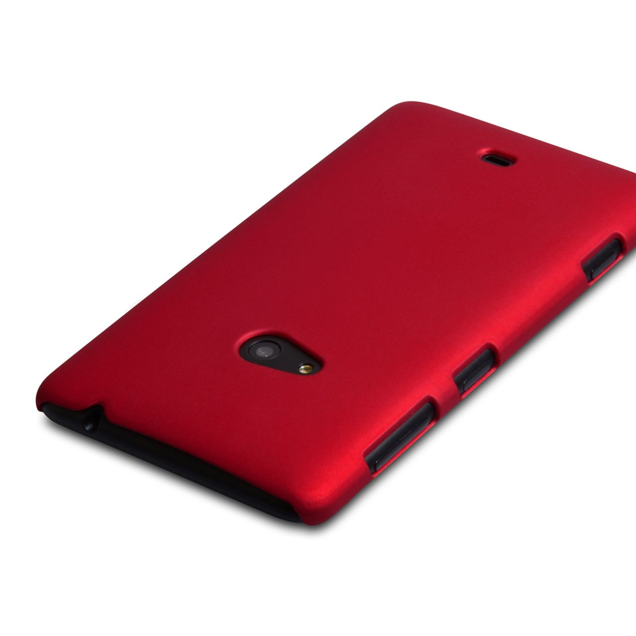 YouSave Accessories Nokia Lumia 625 Hybrid Hard Case - Red