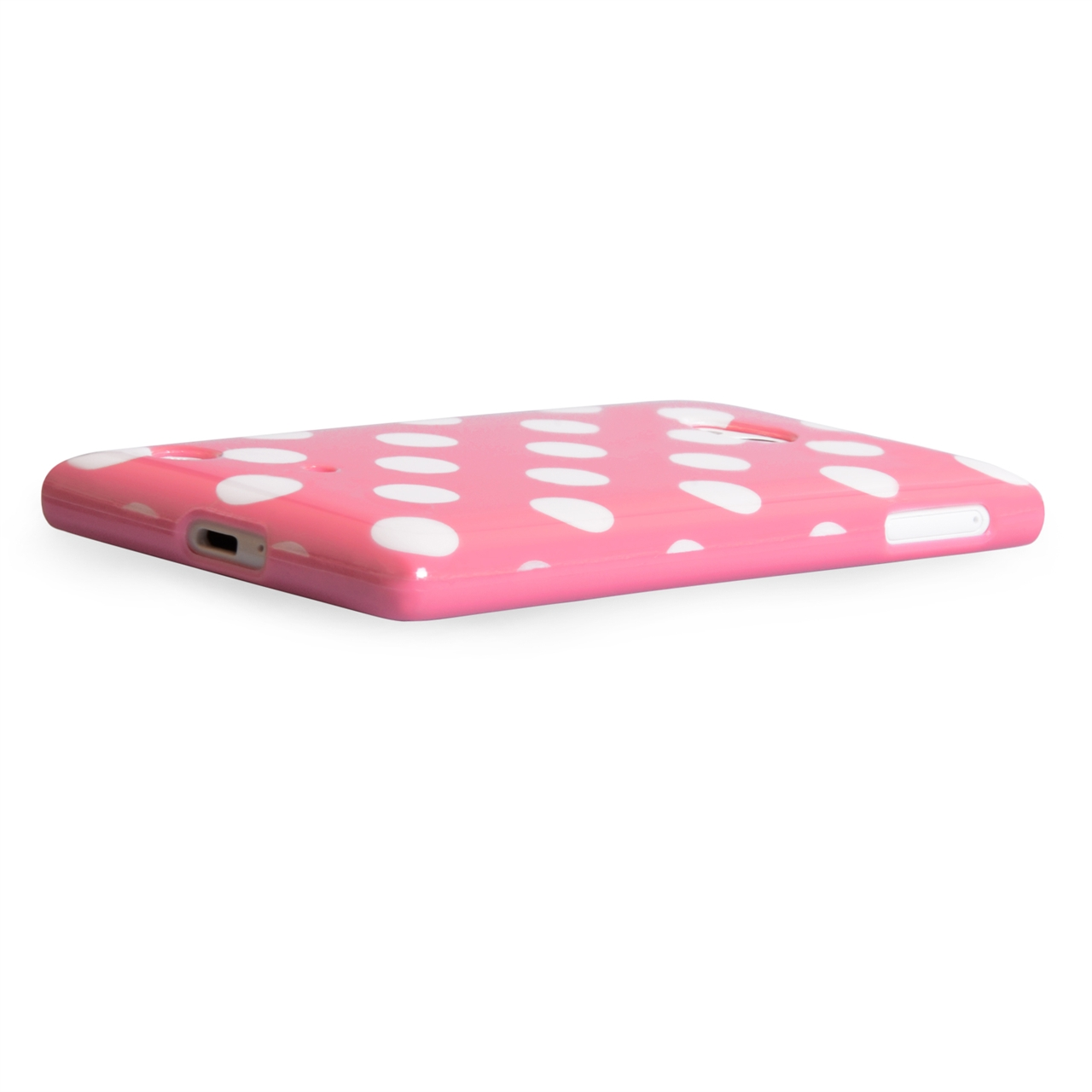 YouSave Accessories Nokia Lumia 720 Polka Dot Case - Baby Pink