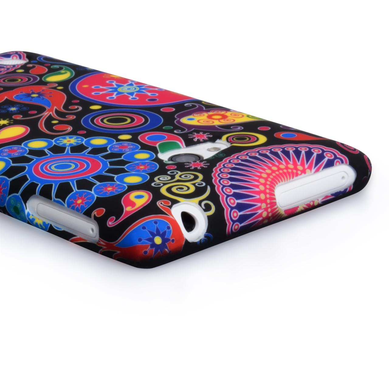 YouSave Accessories Nokia Lumia 720 Jellyfish Silicone Gel Case