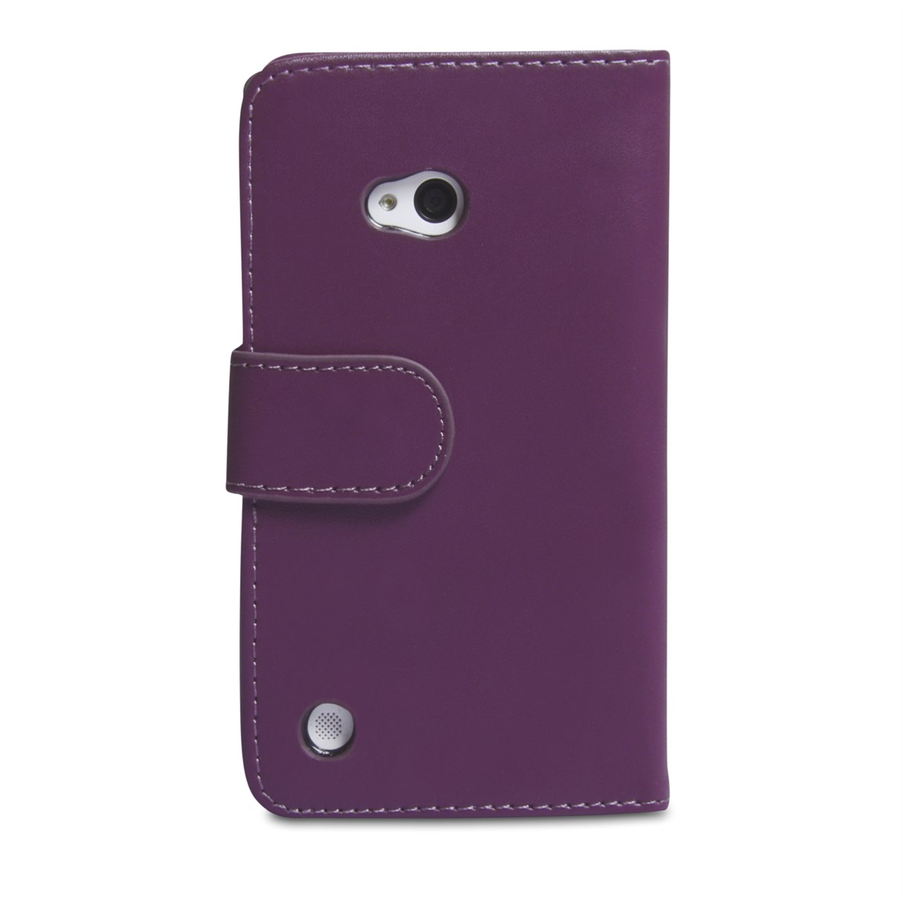 YouSave Nokia Lumia 720 Leather Effect Wallet Case - Purple