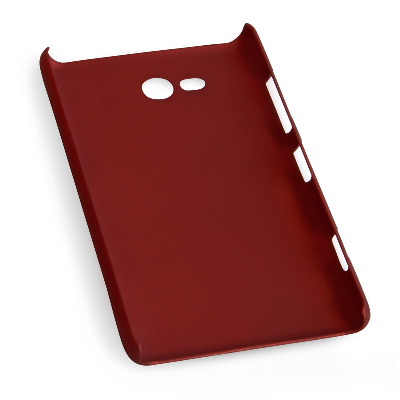 YouSave Accessories Nokia Lumia 820 Hybrid Hard Case - Red