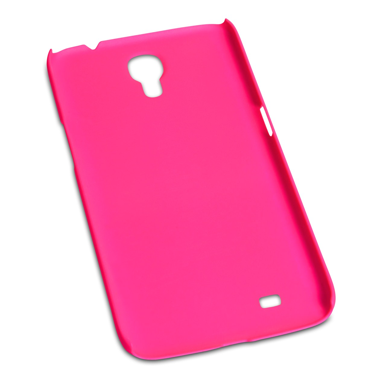 YouSave Samsung Galaxy Mega 6.3 Hard Hybrid Case - Hot Pink