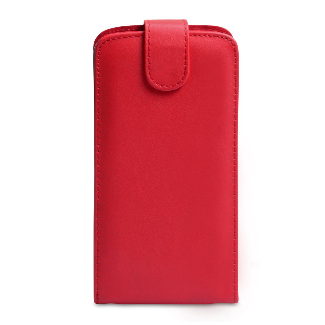YouSave Samsung Galaxy Mega 6.3 Leather Effect Flip Case - Red