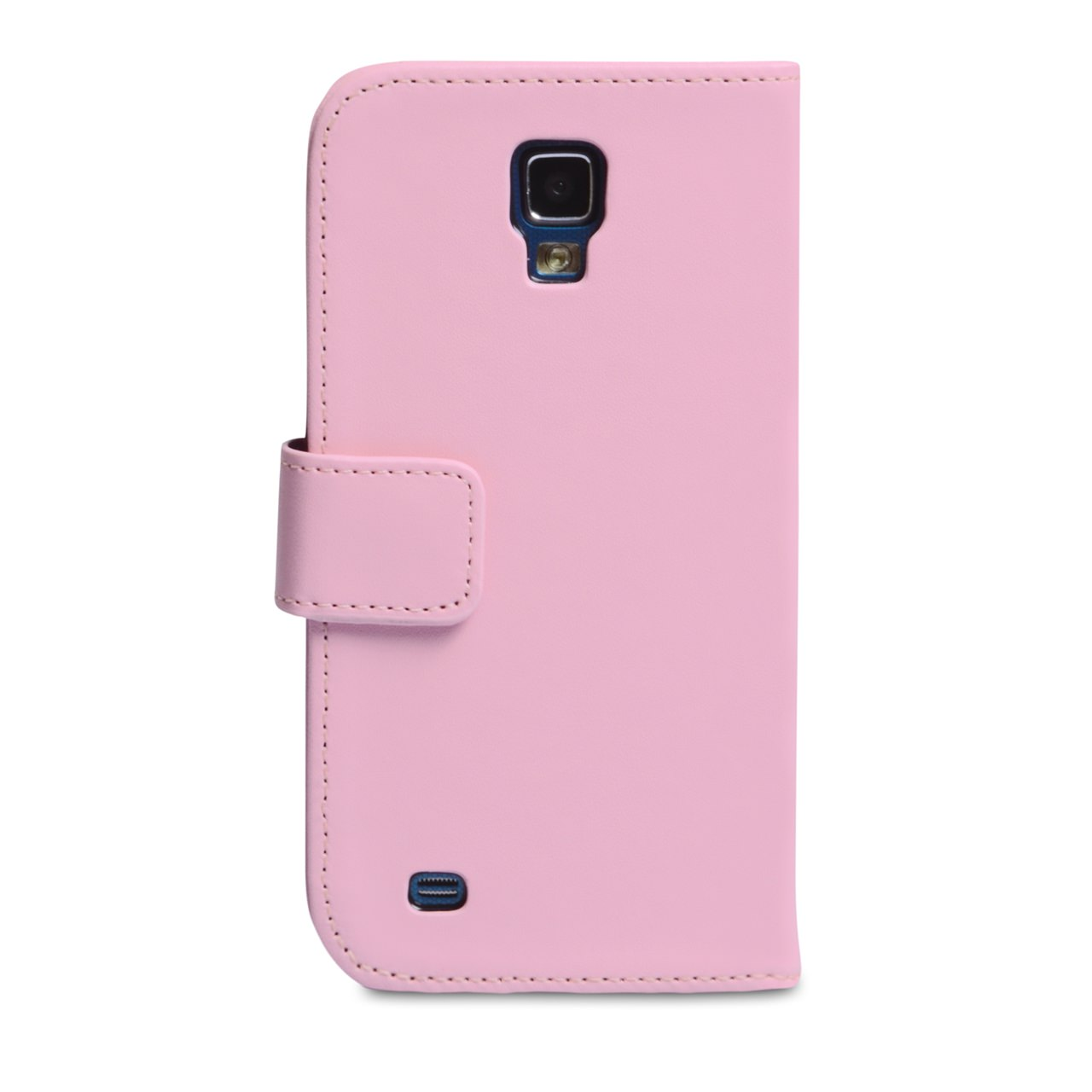 YouSave Samsung Galaxy S4 Active Leather Effect Wallet Case Baby Pink