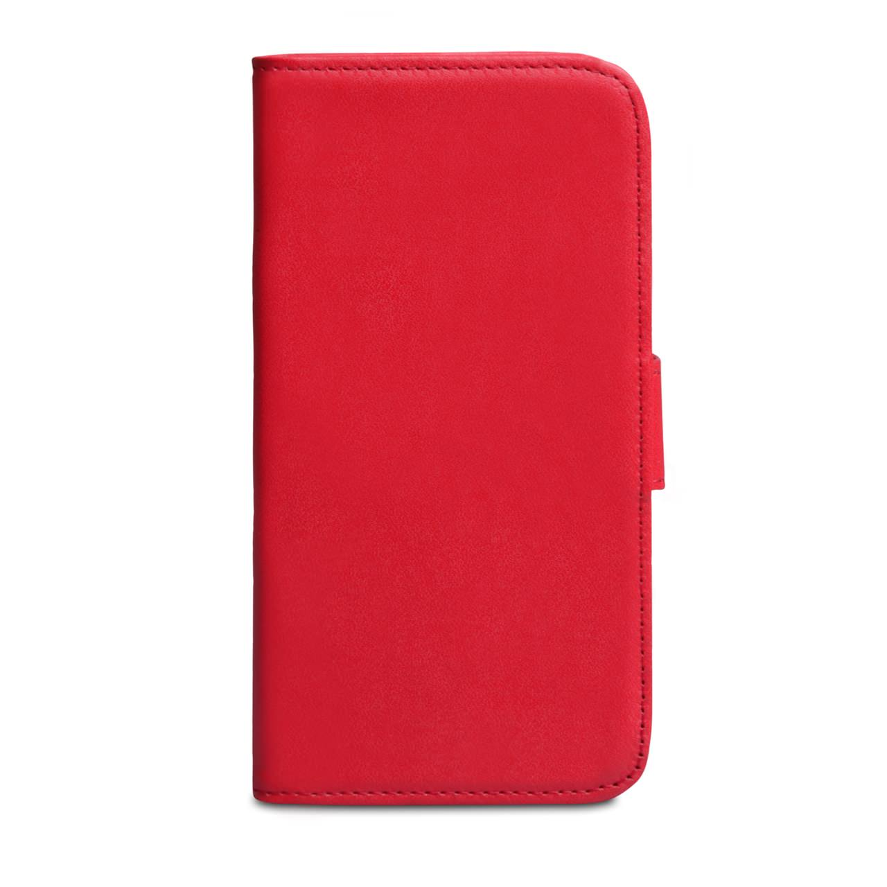 YouSave Samsung Galaxy S4 Red Leather Effect Leather Wallet