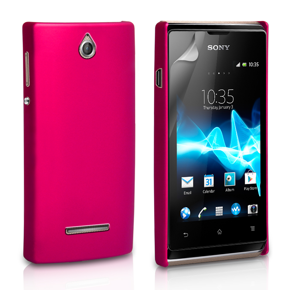 Native sony xperia e cases and covers GCB subtype