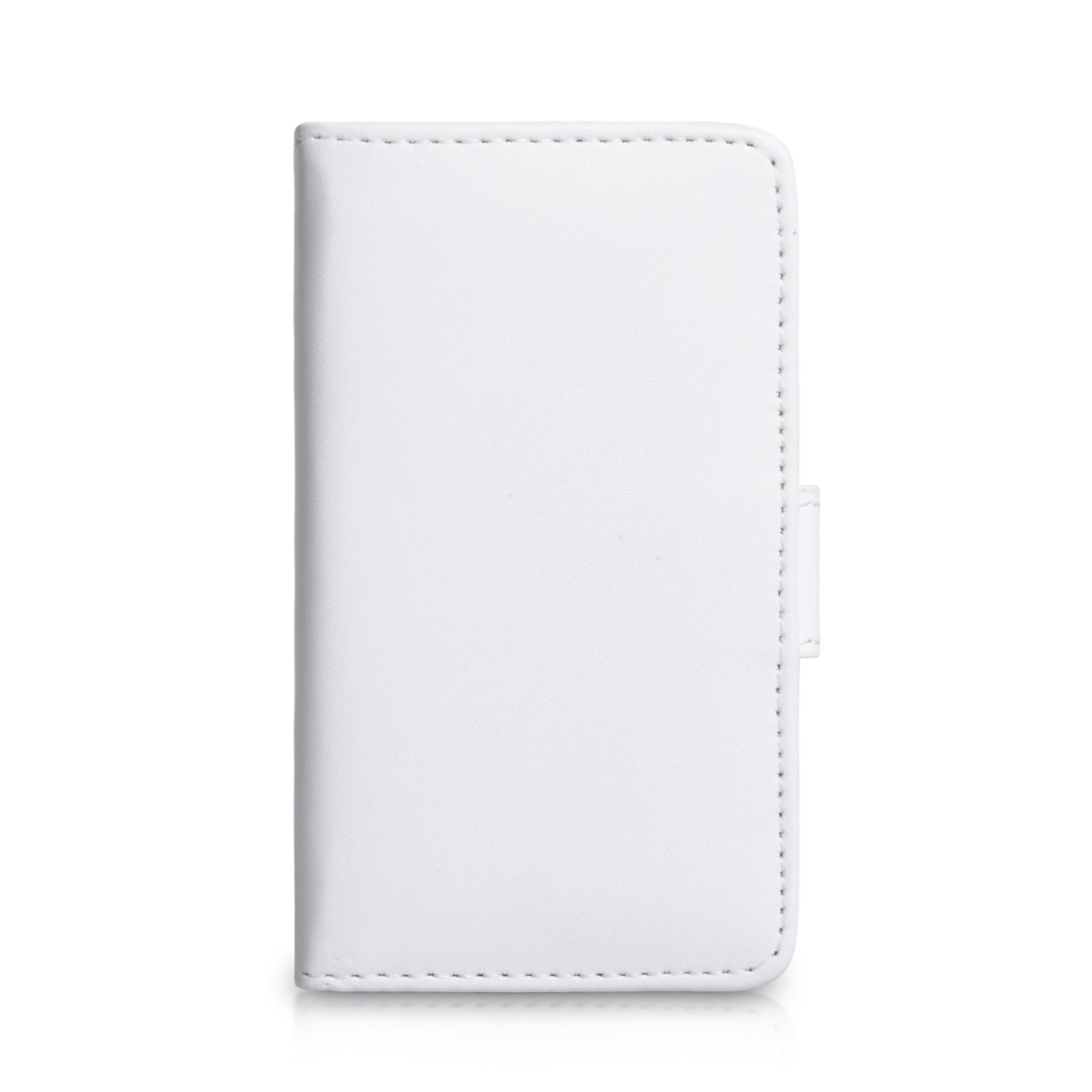 YouSave Accessories Sony Xperia E Leather Effect Wallet Case - White
