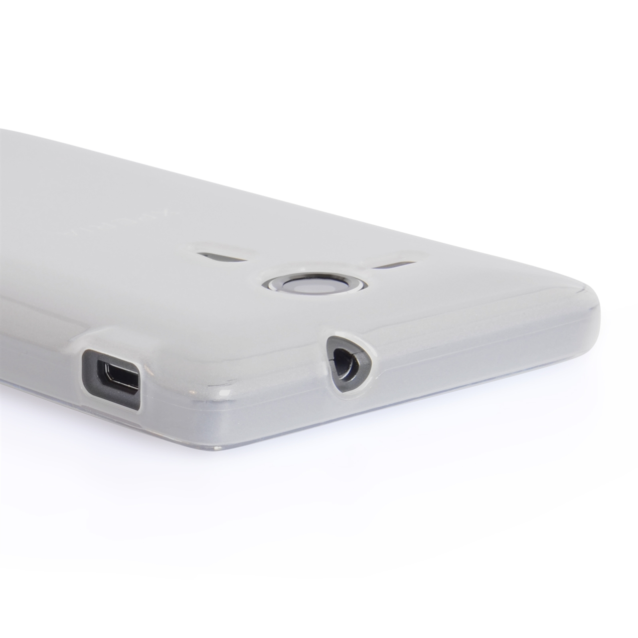 YouSave Accessories Sony Xperia SP Gel Case - Clear