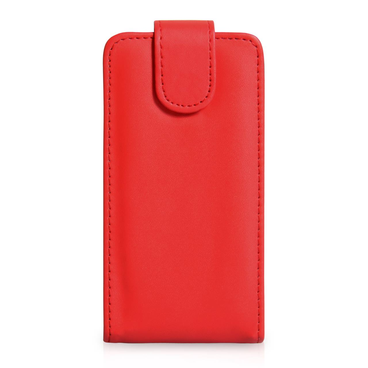 YouSave Accessories Sony Xperia SP Leather-Effect Flip Case - Red