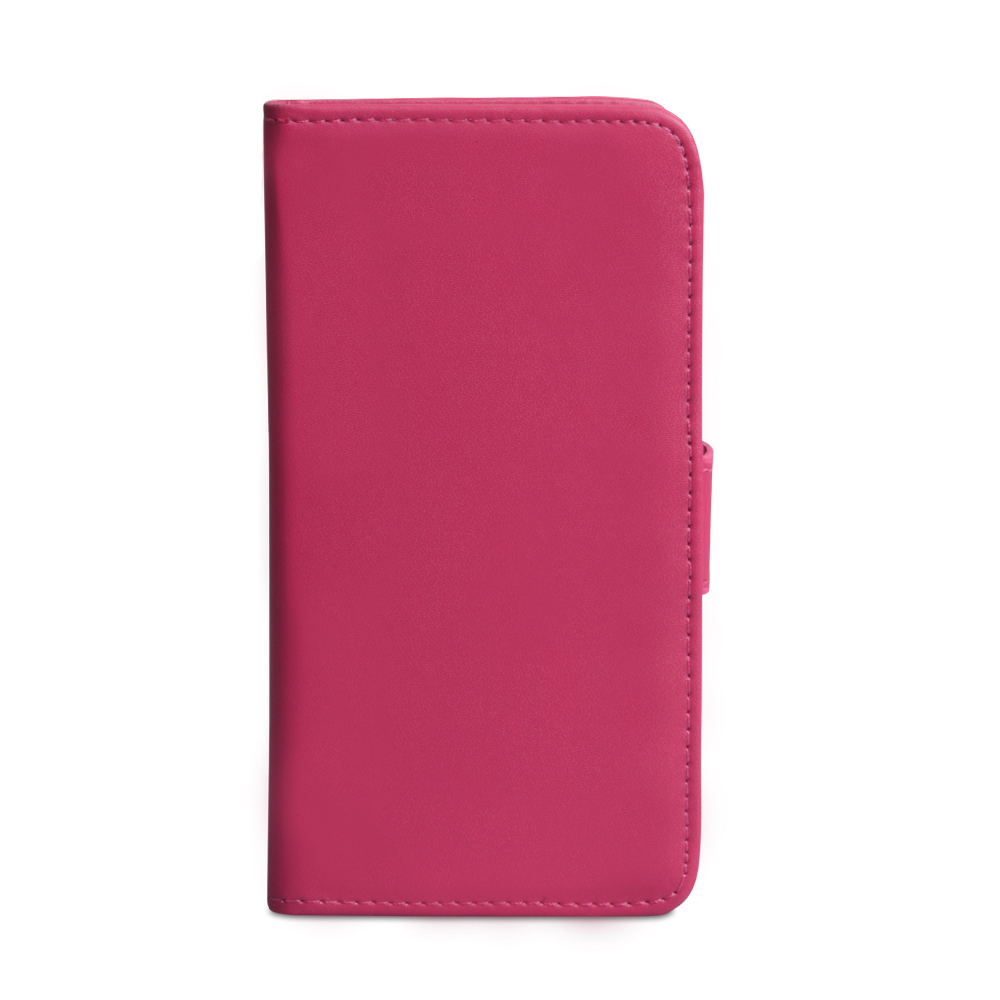 YouSave Sony Xperia Z Leather Effect Wallet Case - Hot Pink
