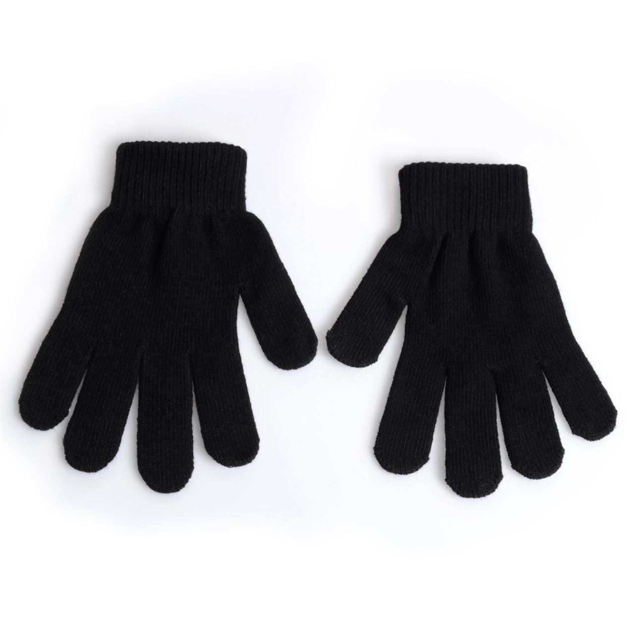 YouSave Accessories Touch Screen Gloves - Black