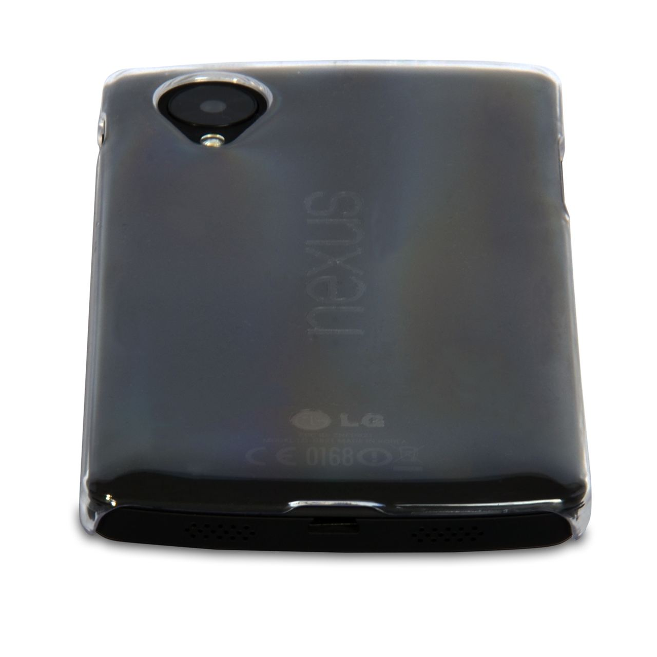 YouSave Accessories Nexus 5 Hard Case - Crystal Clear