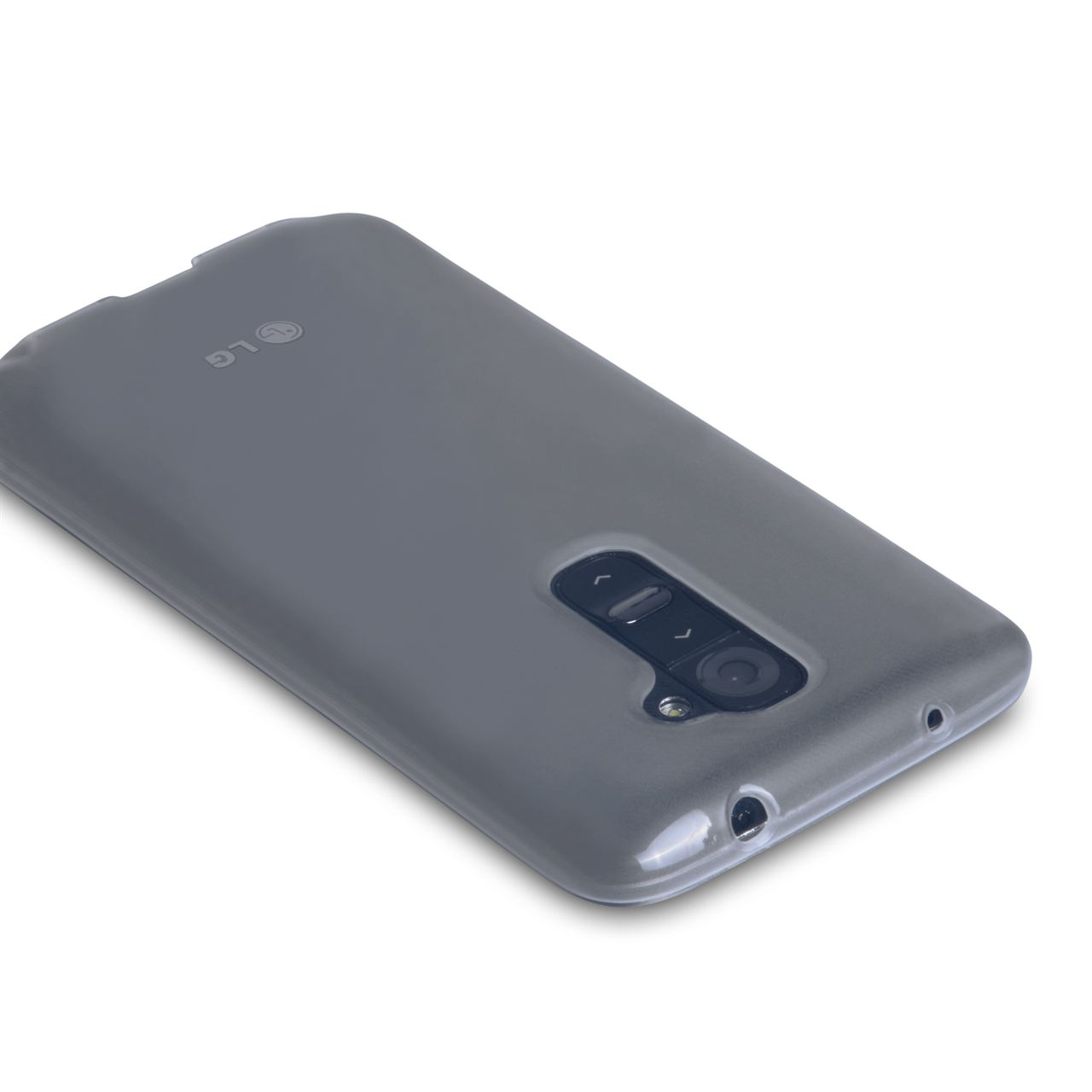 YouSave Accessories LG G2 TPU Gel Case - Clear