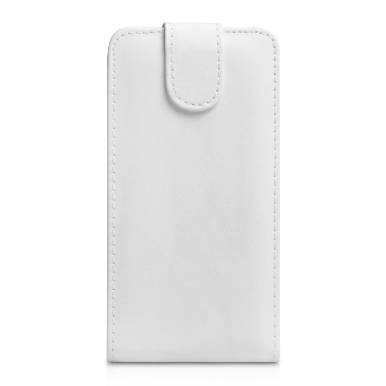 YouSave Accessories Sony Xperia Z1 Leather Effect Flip Case - White
