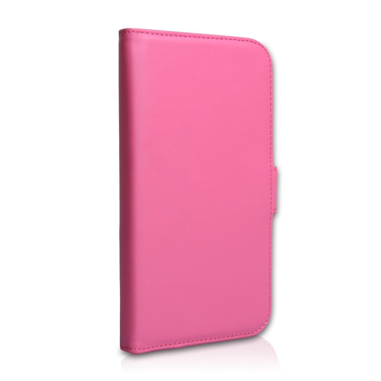 YouSave Samsung Galaxy Note 3 Leather Effect Wallet Case - Hot Pink