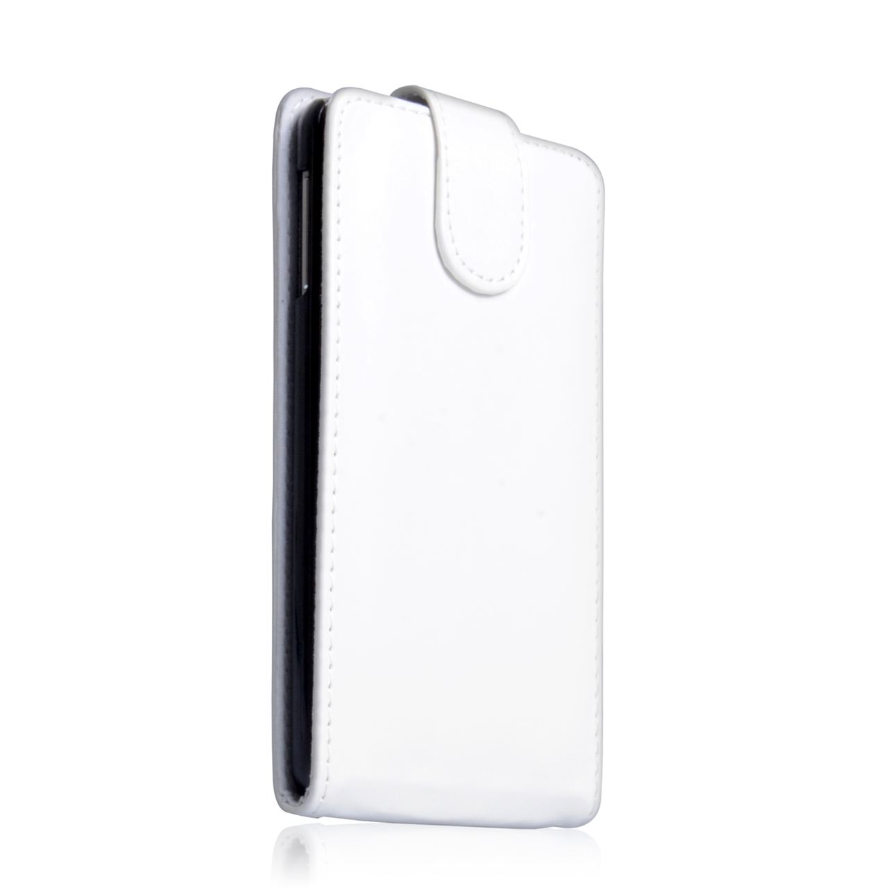 YouSave Samsung Galaxy Note 3 Leather Effect Flip Case - White