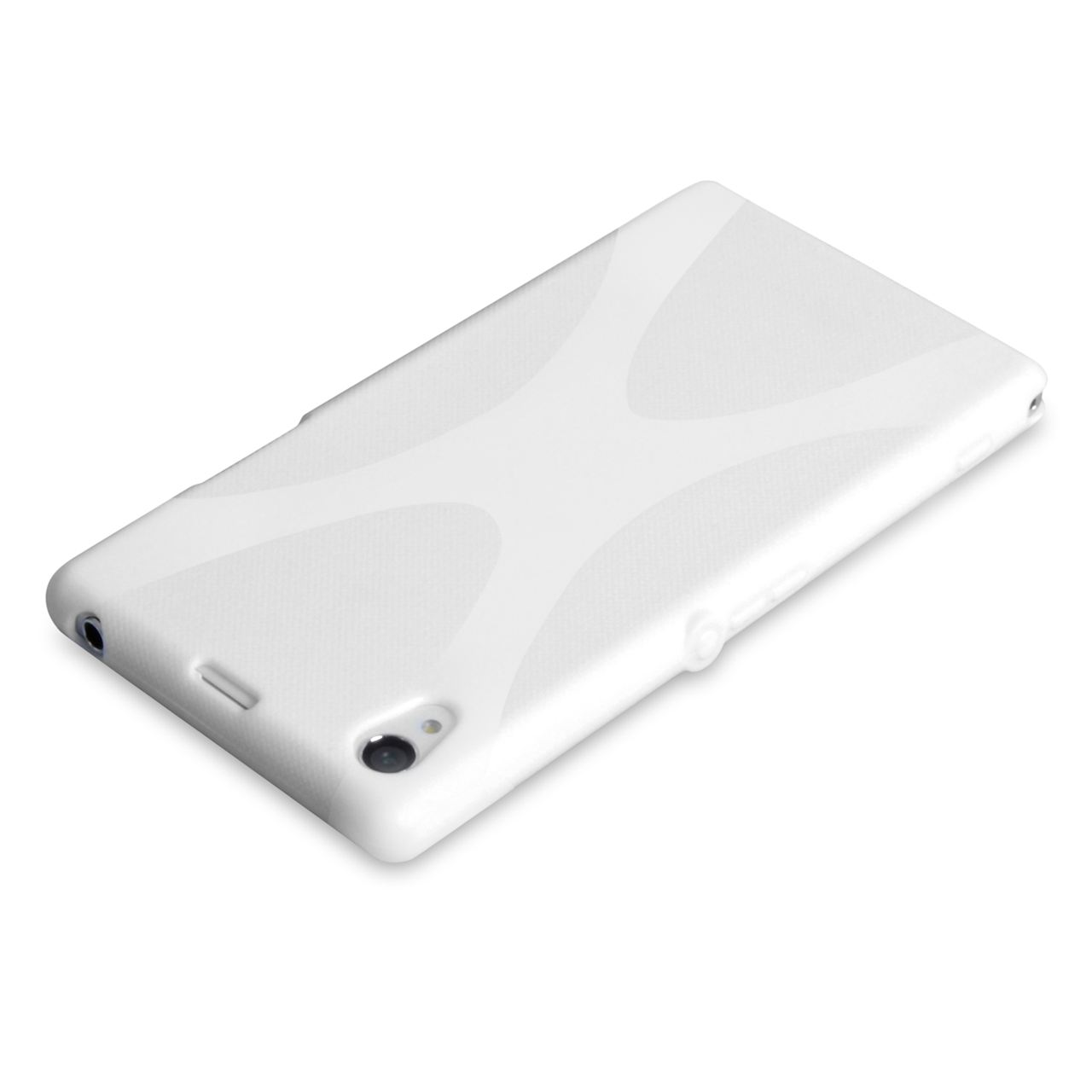 YouSave Accessories Sony Xperia Z1 X-Line Gel Case - White