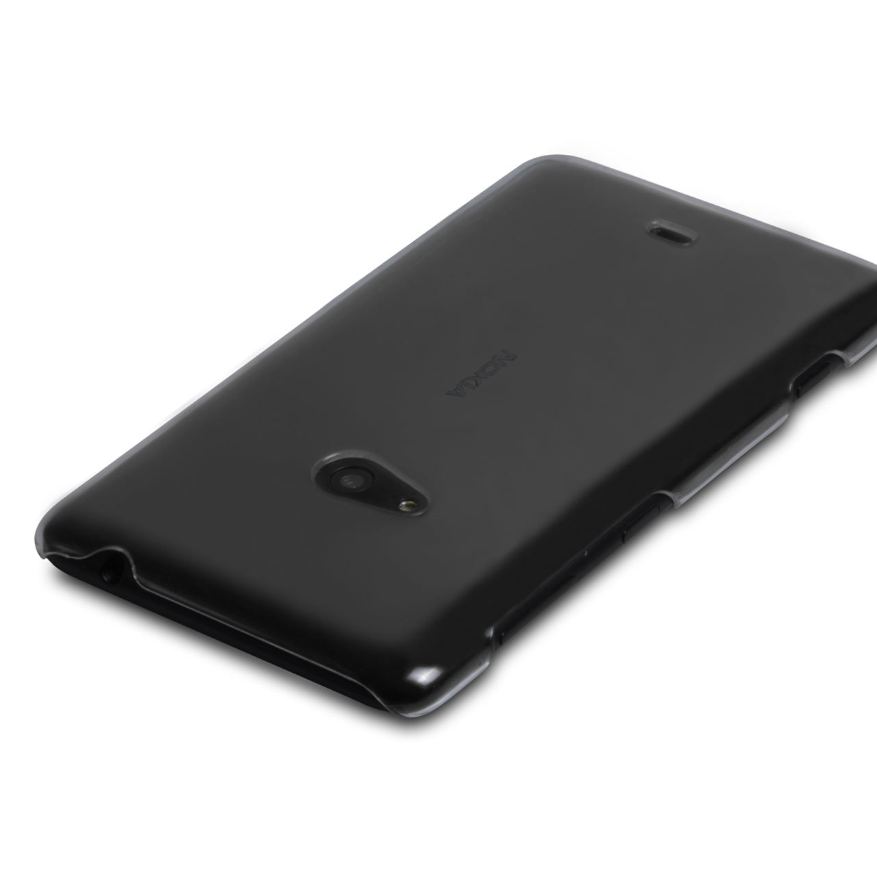 YouSave Accessories Nokia Lumia 625 Hard Case - Crystal Clear