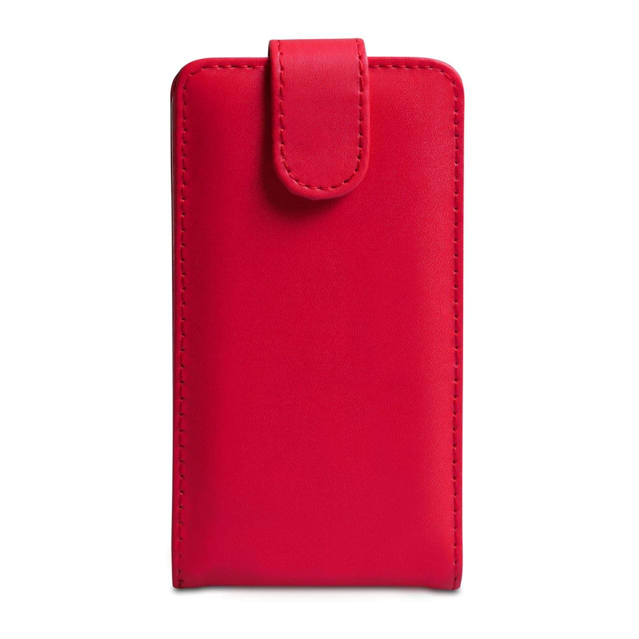 YouSave Accessories Nokia Lumia 625 Leather Effect Flip Case - Red