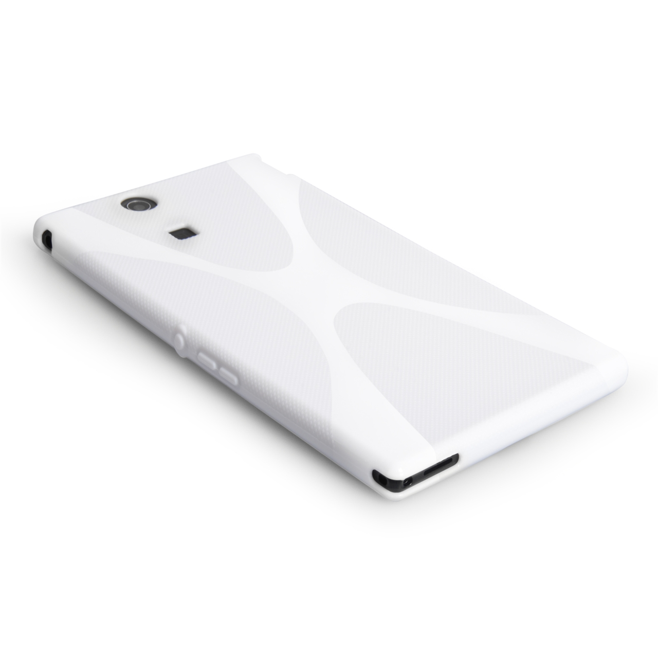 YouSave Accessories Sony Xperia Z Ultra X-line Gel Case - White