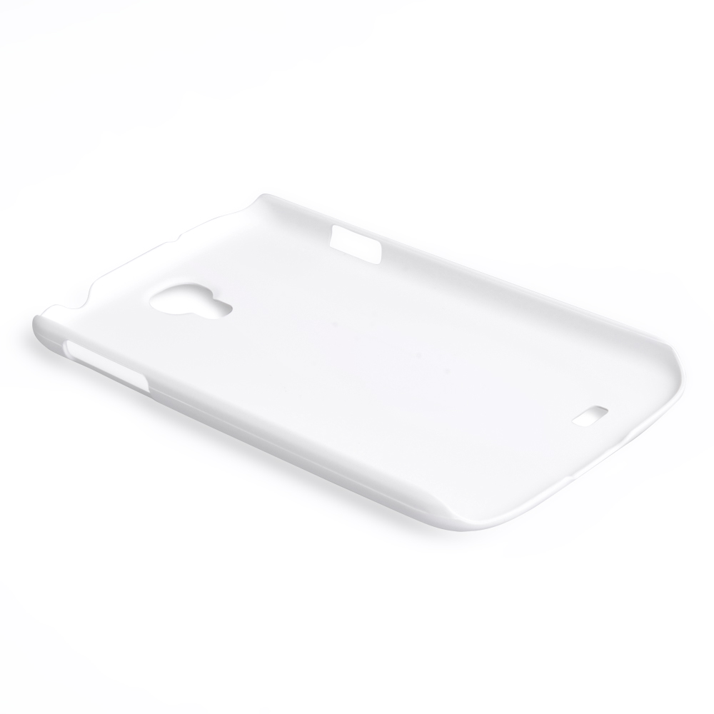YouSave Accessories Samsung Galaxy S4 Hard Hybrid Case - White