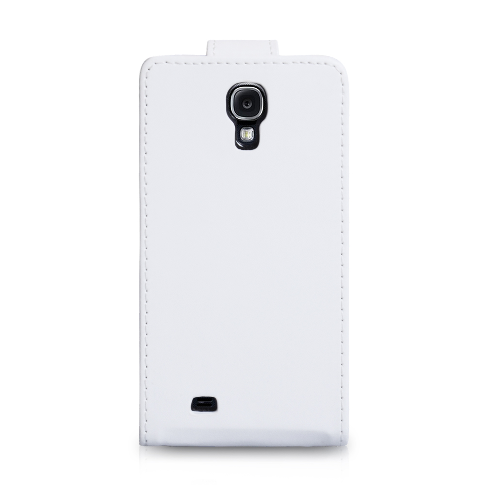 YouSave Accessories Samsung Galaxy S4 Leather Effect Flip Case - White