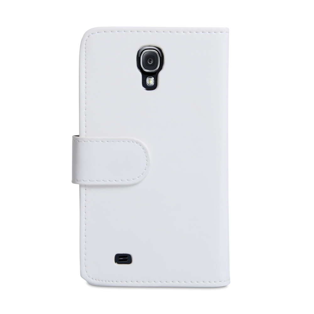 YouSave Samsung Galaxy S4 Leather Effect Wallet Case - White