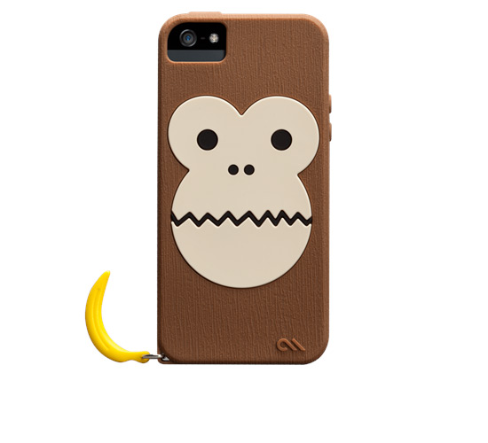 Casemate iPhone 5 / 5S Monkey Case - Brown