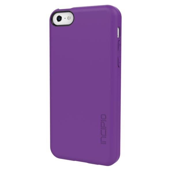 Incipio iPhone 5C Feather Shine Case - Purple