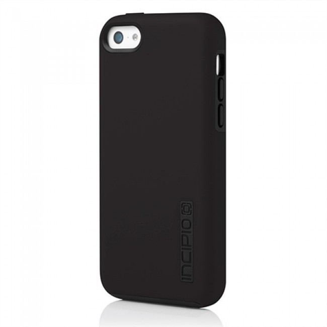 Incipio iPhone 5C Dual Pro Hard Case - Black