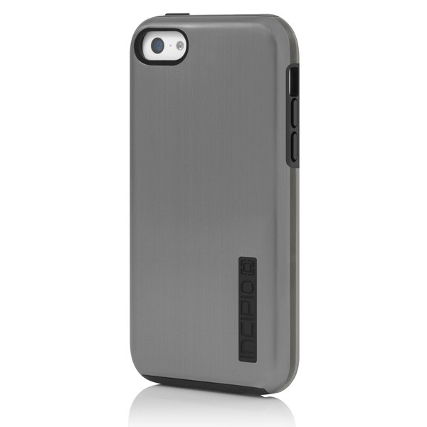 Incipio iPhone 5C DualPro Shine - Silver