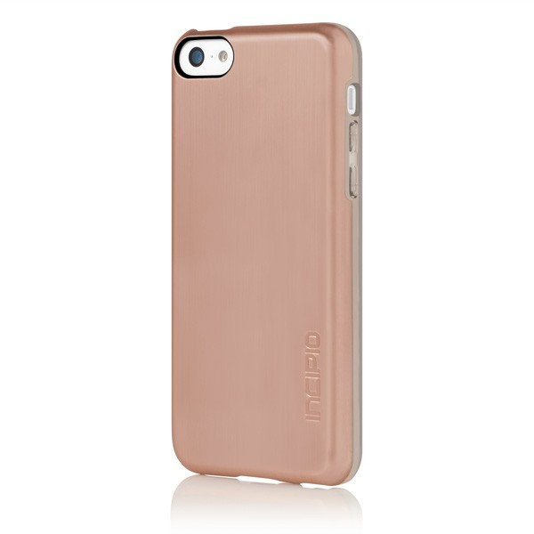 Incipio iPhone 5C Feather Shine Ultrathin Shell Case - Gold