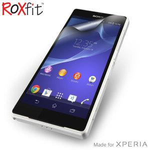Roxfit Anti Glare Screen Protector for Sony Xperia Z2 - Pack Of 2