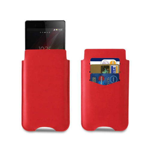 Roxfit Pouch Case for Sony Xperia Z2 - Monza Red