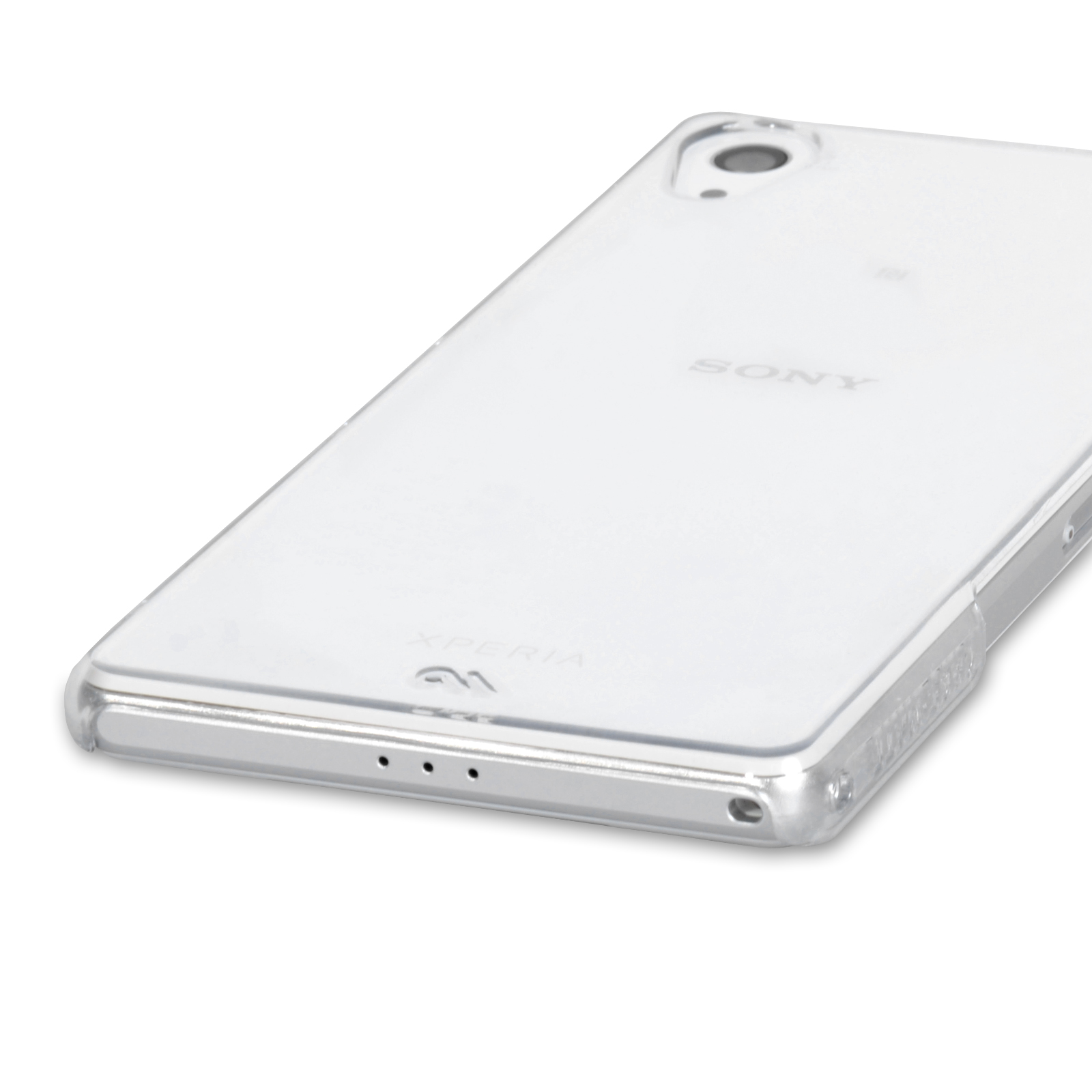 Case Mate Barely There for Sony Xperia Z2 - Clear