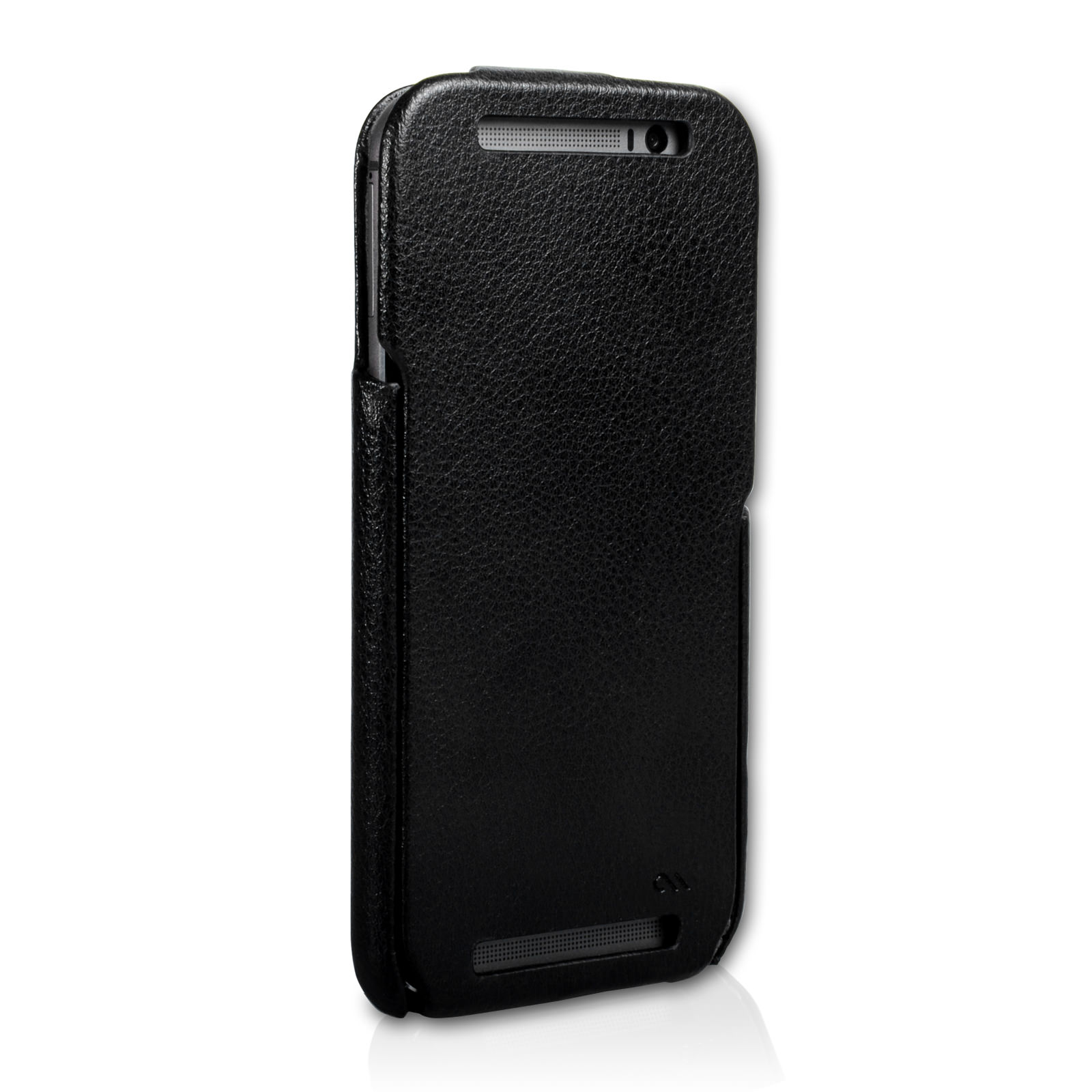 Casemate Signature Flip Case HTC One M8 - Black