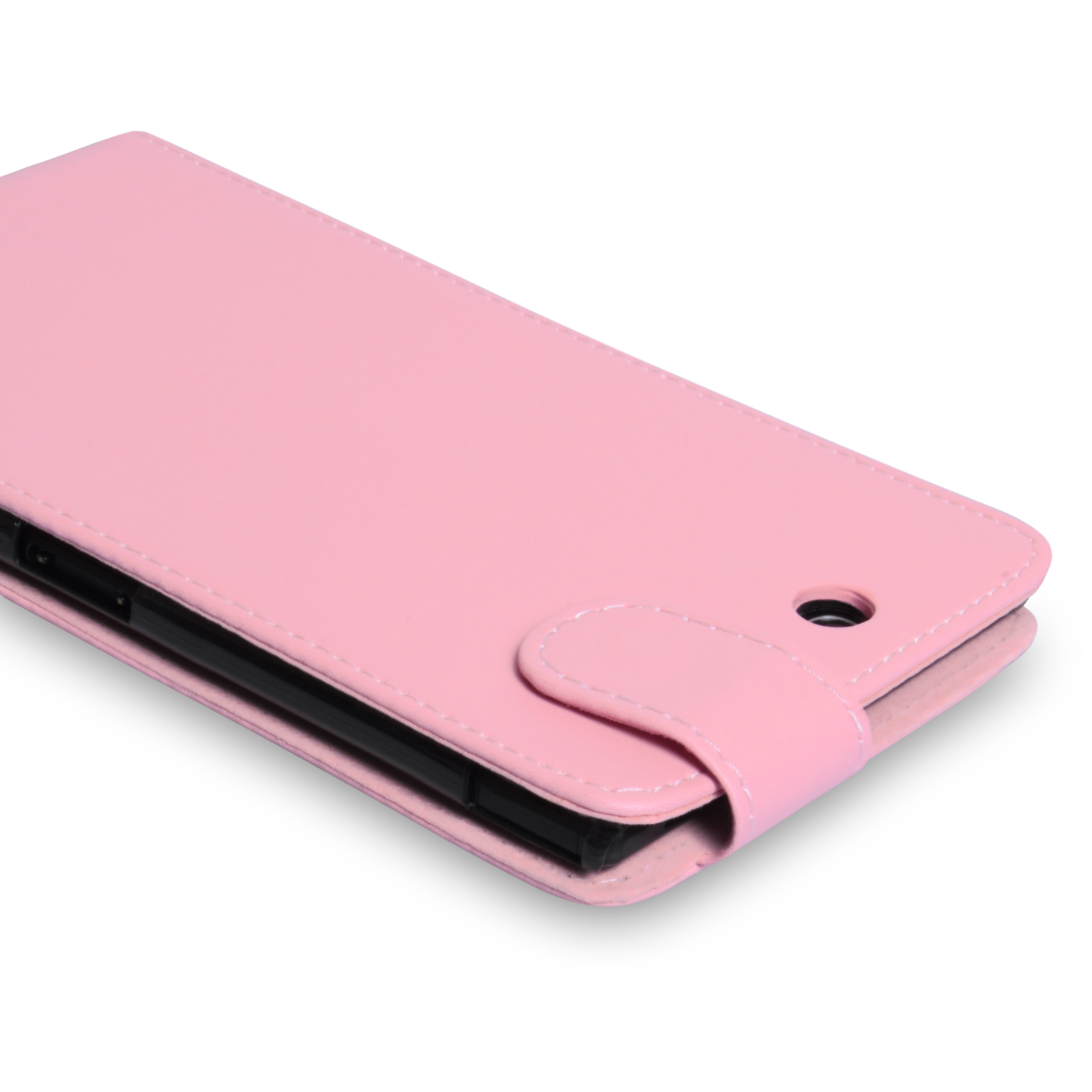 YouSave Sony Xperia Z Ultra Leather Effect Flip Case - Baby Pink