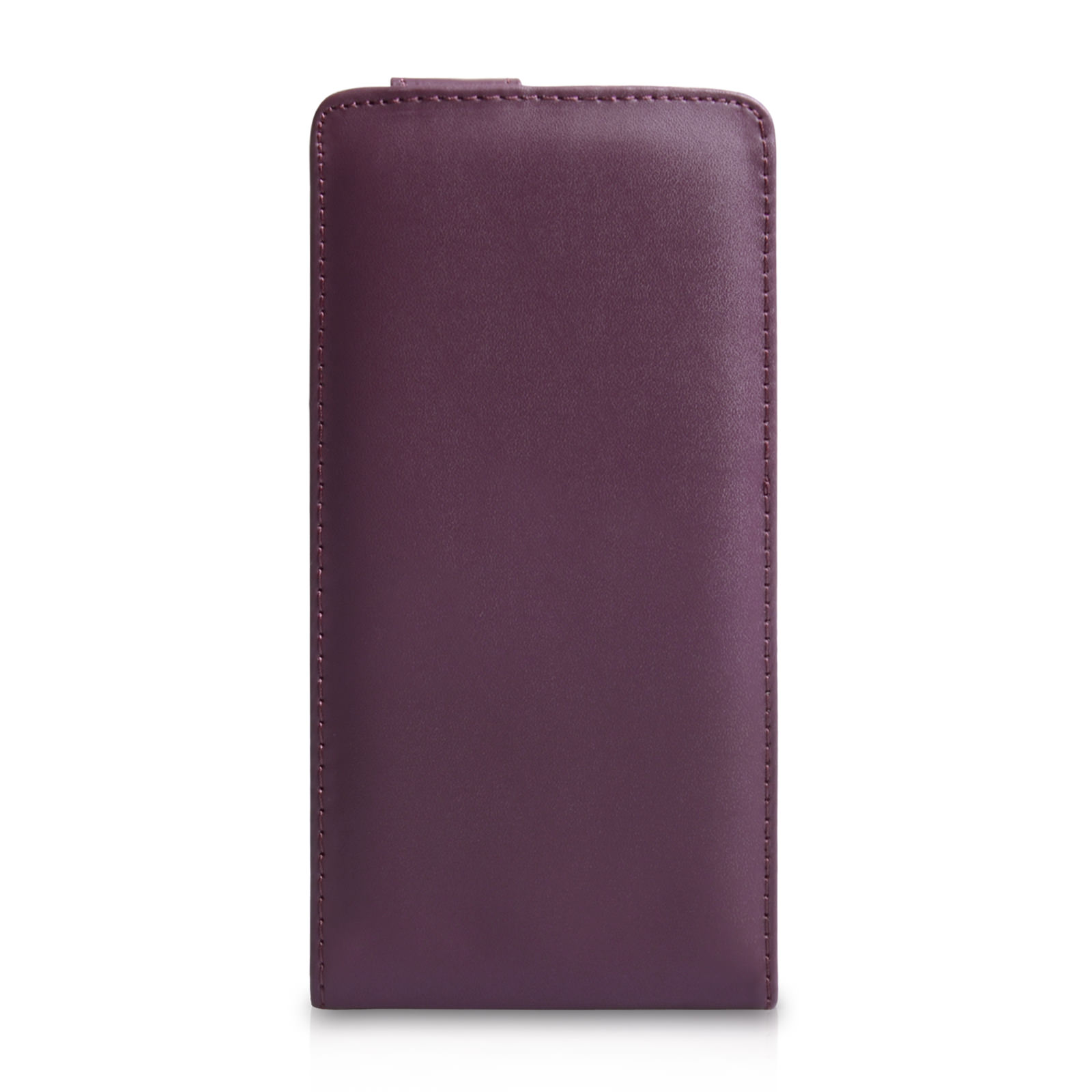YouSave Sony Xperia Z Ultra Leather Effect Flip Case - Purple