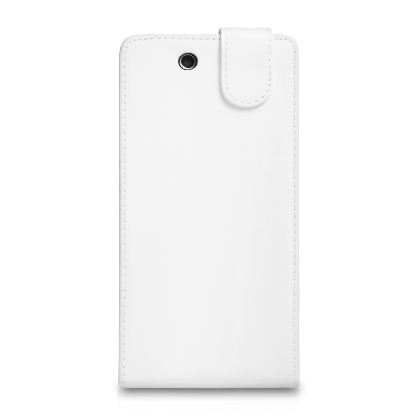 YouSave Sony Xperia Z Ultra Leather Effect Flip Case - White