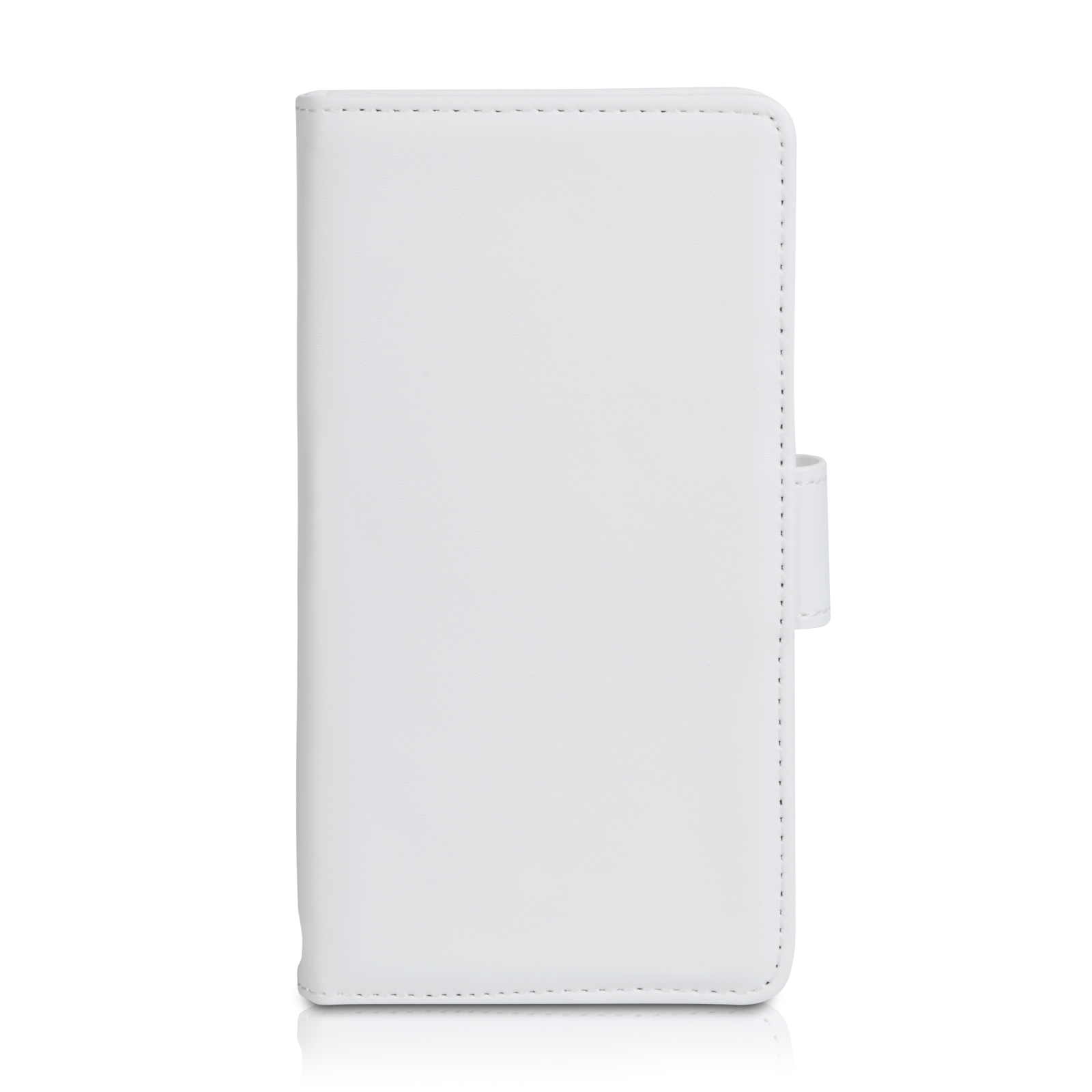 YouSave Huawei Ascend G6 Leather-Effect Wallet Case - White