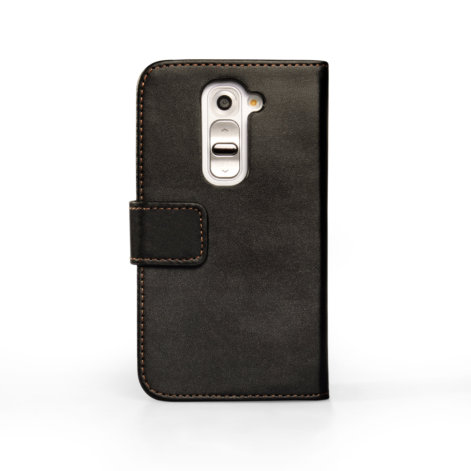 huge discount 6fdae 7249e Yousave Accessories LG G2 Mini Leather-Effect Wallet Case - Black