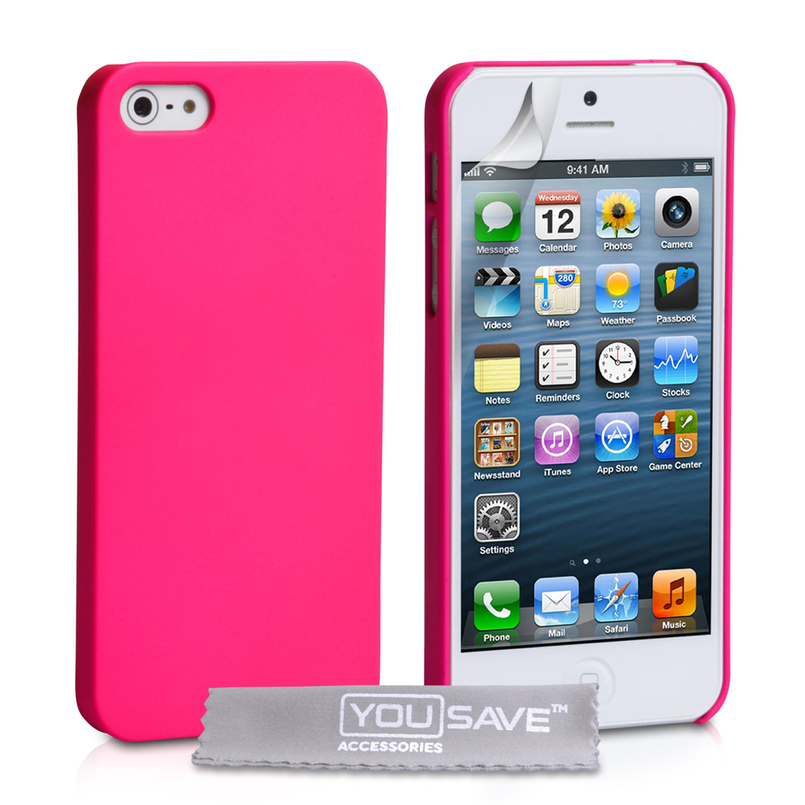 iphone 5s getting hot yousave iphone 5 5s hybrid pink mob 14803