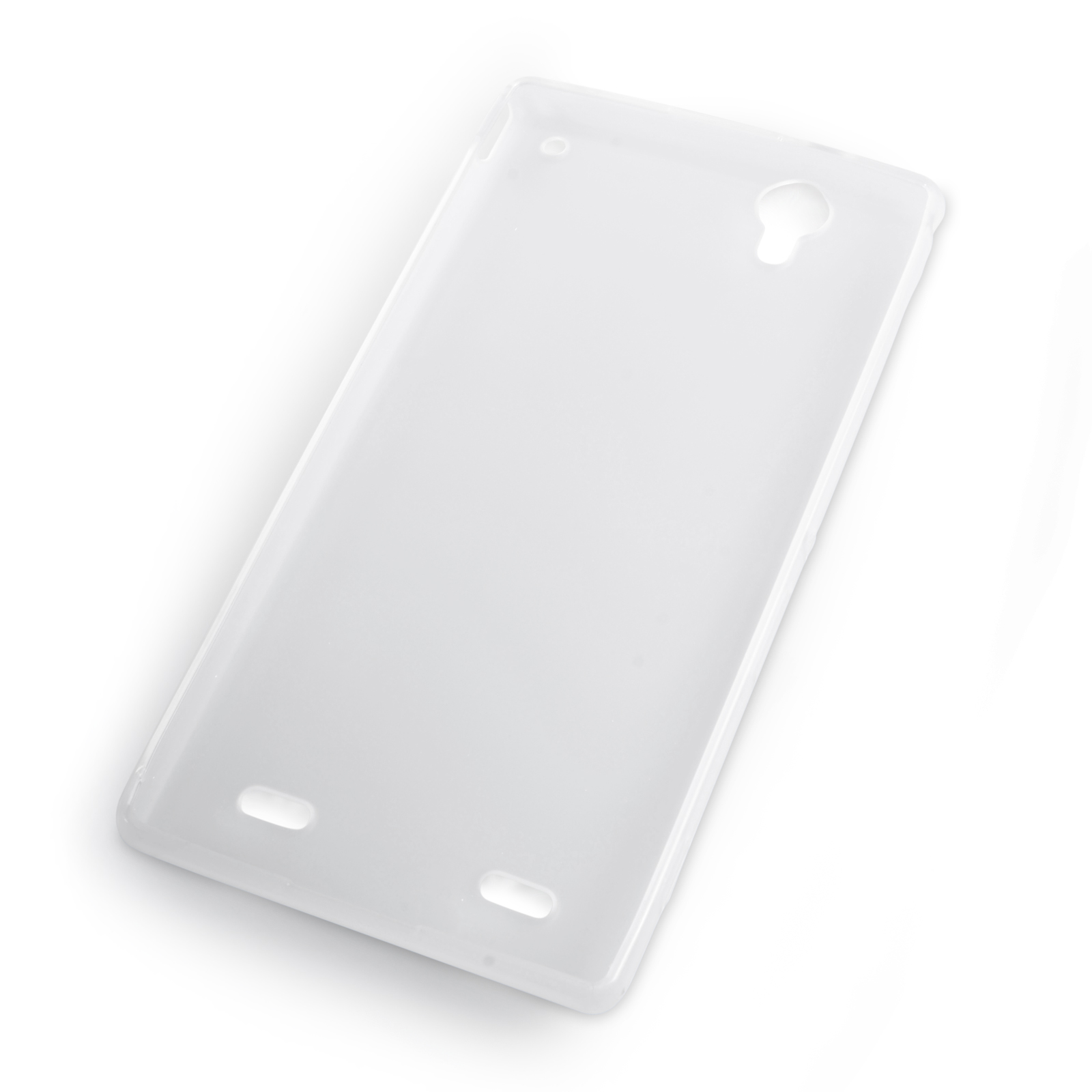 YouSave Accessories Sony Xperia T2 Ultra Silicone Gel Case - Clear