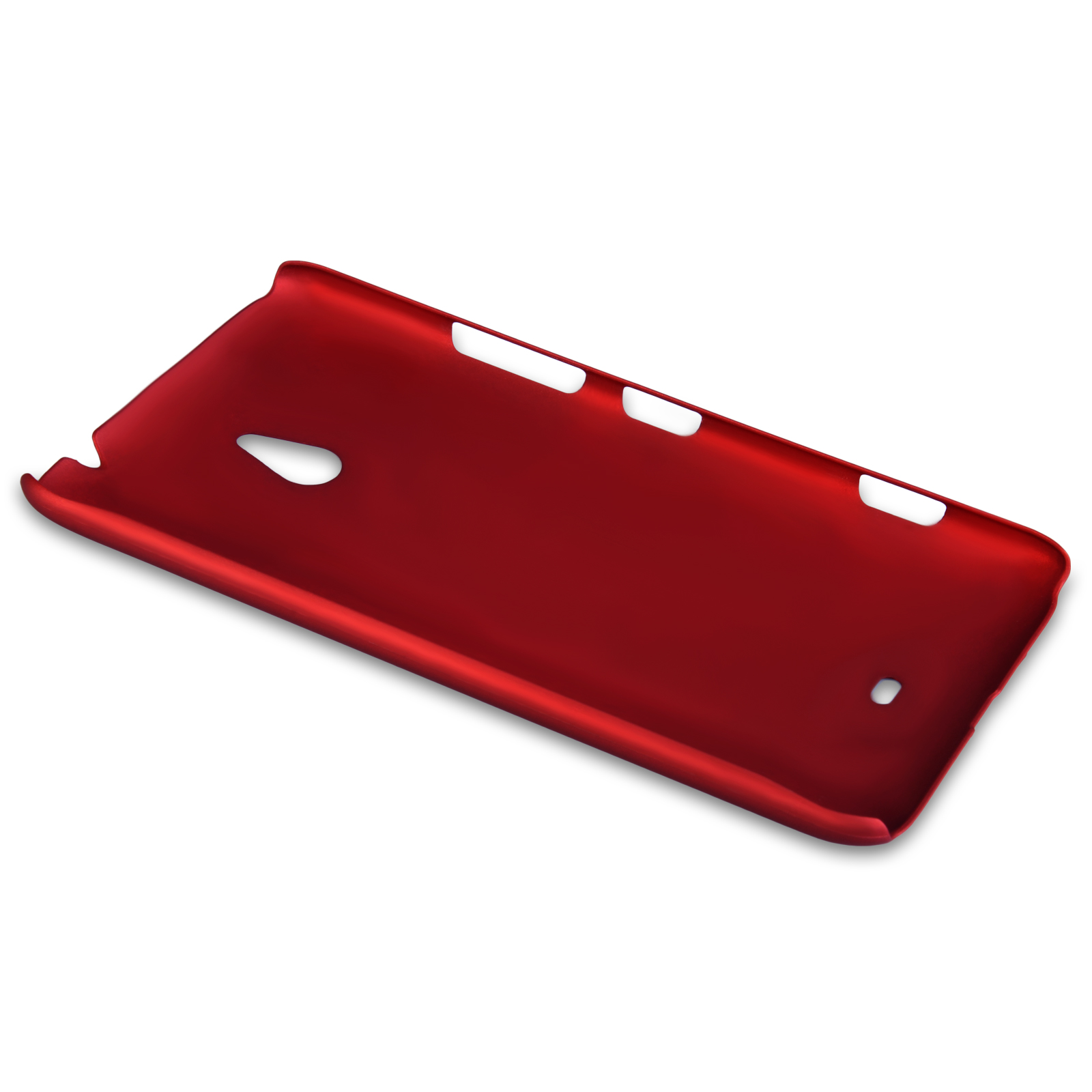 YouSave Accessories Nokia Lumia 1320 Hard Hybrid Case - Red