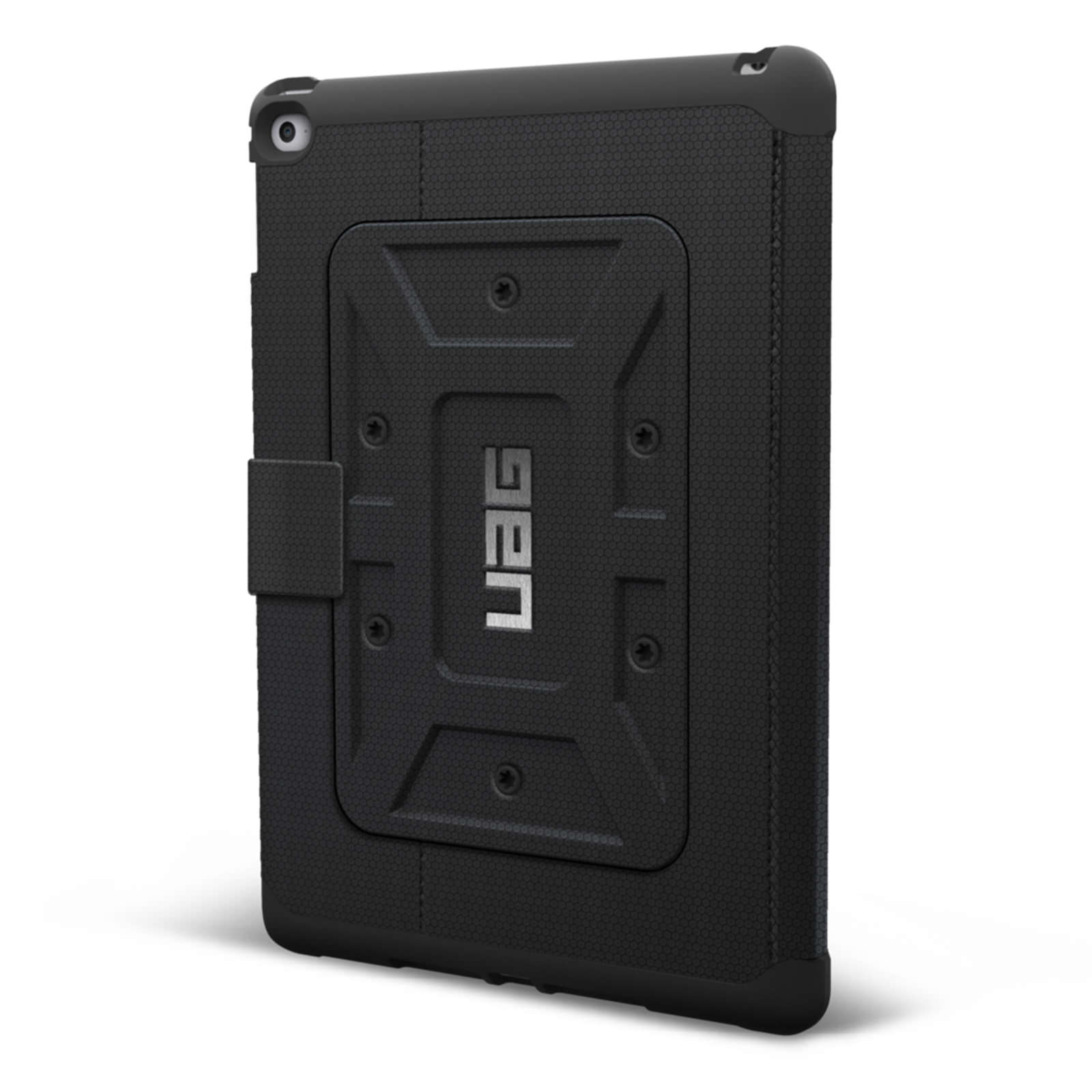 UAG iPad Air 2 Folio Case - Scout - Black