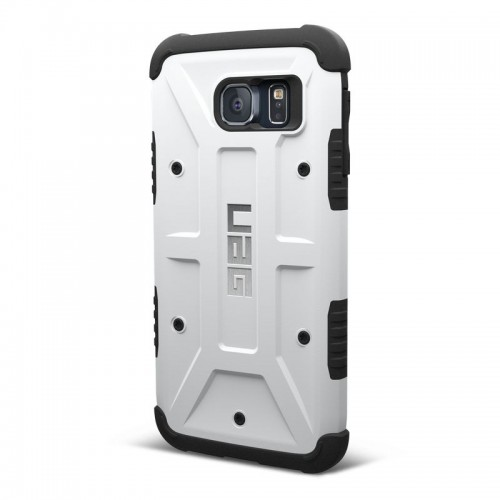 UAG Samsung Galaxy S6 Composite Case -  White/Black