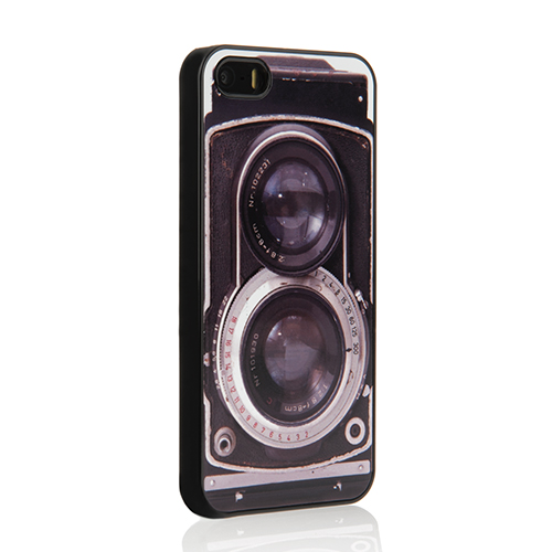 On Your Case iPhone 5/ 5S Case - Retro Twin Reflex Camera